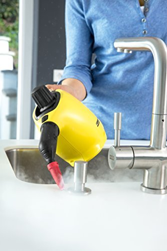 Kärcher 1.516-264.0 Dampfreiniger SC 1 + Floorkit -