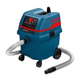 Bosch Professional Nass-/Trockensauger GAS 25 L SFC (25 L Behältervolumen, Staubklasse L) blau, 0601979103 -