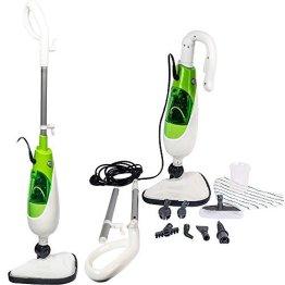 Grafner® 10in1 Dampfbesen Multifunktionsdampfbesen Dampfmop Dampf Mop Mob Dampfreiniger -