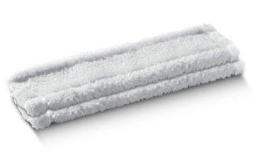 Kärcher Fenstersauger WV 50 plus + 2 Wischbezüge und Reiniger RM 500 ML -