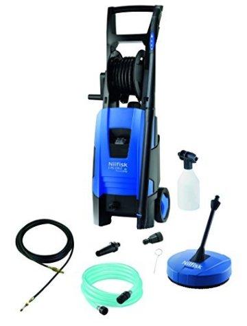 Nilfisk C-PG 130.2-8 PCDI X-tra, Hochdruckreiniger, blau, 128470713 -