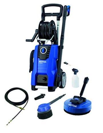 Nilfisk E 140.3-9 PAD X-tra, Hochdruckreiniger, blau, 128470514 -