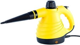 Tragbarer Dampfreiniger mit Zubehör, 1000 W [version:x8.6] by DELIAWINTERFEL -