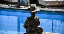 Sandfilteranlage für 20m3 Pool