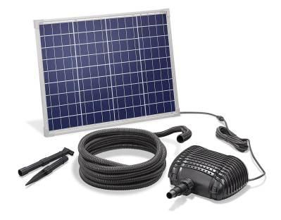 Teichpumpe Bachlauf Solar