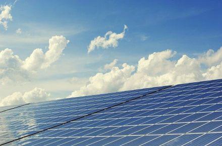 Teichpumpe mit Solar