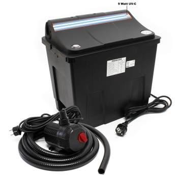 Teichpumpe UV-C Klärer