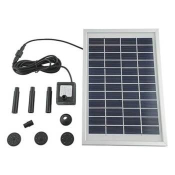 Welche Solar Teichpumpe