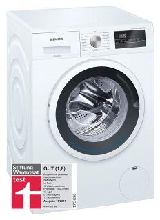 Waschmaschine 2 Personen Test