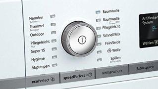 Siemens Waschmaschine iQ700