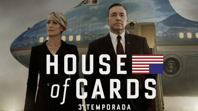 House of Cards Reino de Series