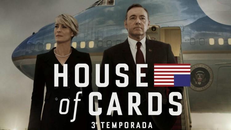 House of Cards Reino de Series