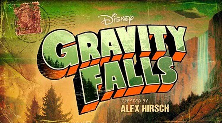 Gravity Falls Reino de Series