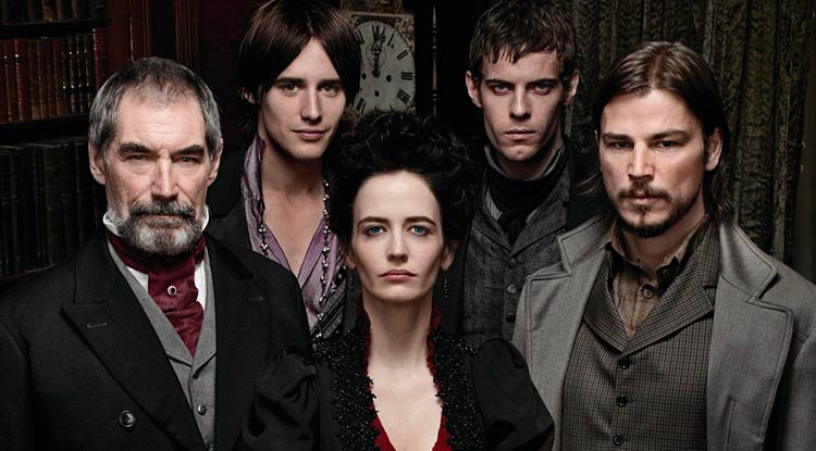 Penny Dreadful Segunda temporada Movistar Series
