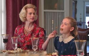 Peores madres de la TV  BETTY Mad Men