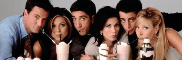 Friends Reino de Series TV