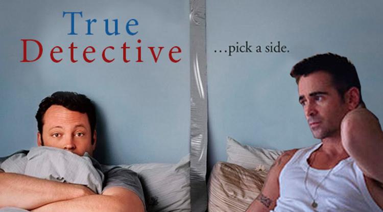 True Detective sketches