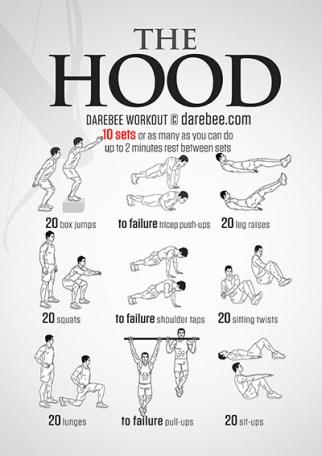entrenamiento arrow