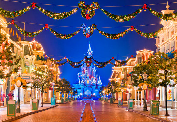 Disneyland: Mystic Falls
