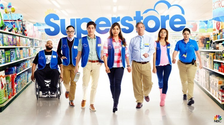 Superstore Portada