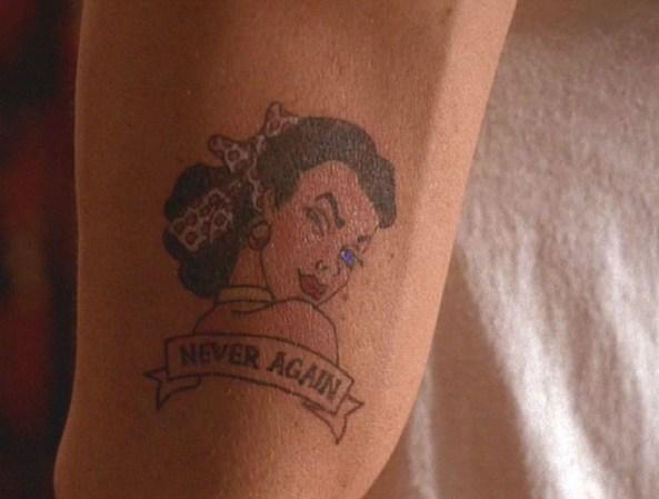 ¿Han dejado ya de gritar los tatuajes, Clarice?