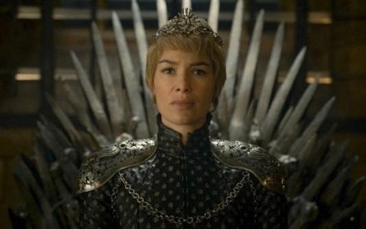 Cersei Game of thrones 6x10