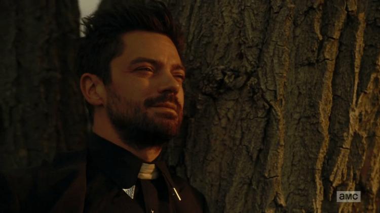 Howard Stark, digoooo, el reverendo Jesse Custer