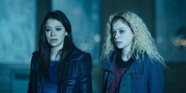 Sarah y Helena, las Olsen de Orphan Black