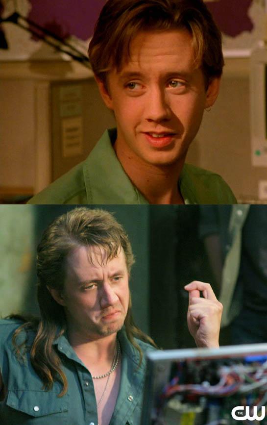 Chad Lindberg en Buffy