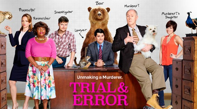 trial and error serie