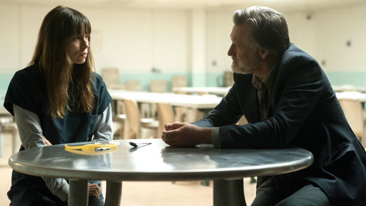 Bill Pullman the sinner