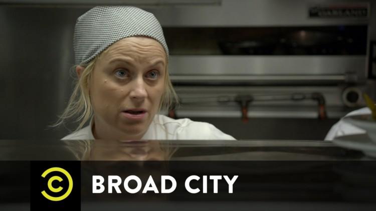 Broad City Amy Poehler