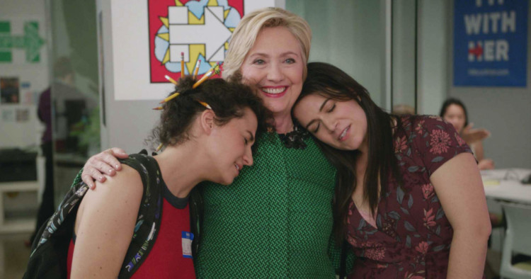Broad City clinton
