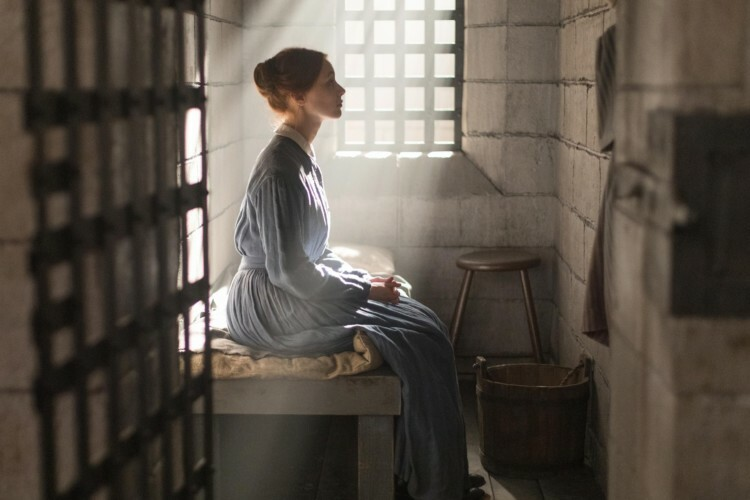 La cinematografía exquisita de Alias Grace