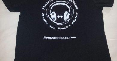 Sorteo camiseta de REINO DE SUEÑOS