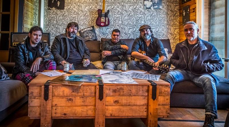 """El Rock de INSOLENTES estrena el videoclip """"Salir Por Patas"""" junto a Alfredo Piedrafita (Maldito Records)"""