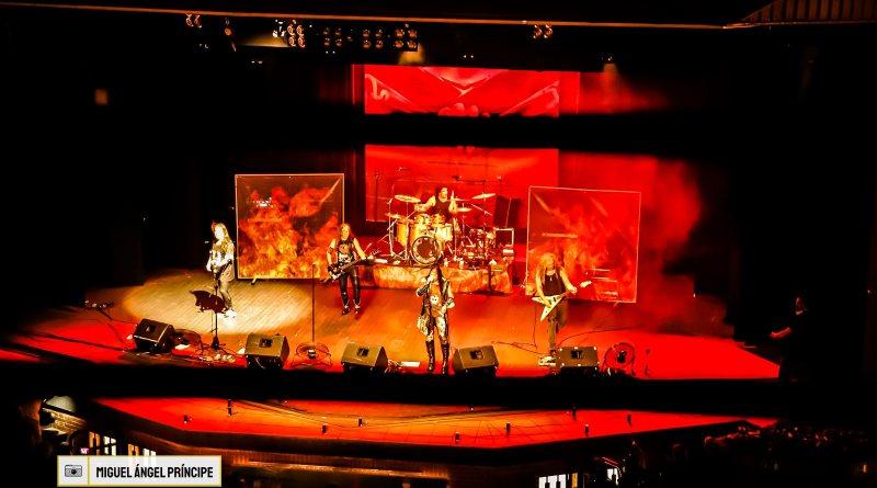 Crónica y fotos del concierto de SINESTRESS, ZARPA y BELLA BESTIA (03-07-2021 Teatro Egáleo, Leganés – Madrid -)