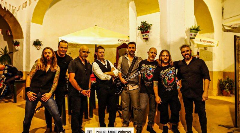 Crónica y fotos del concierto de SAUROM (14-08-2021 Plaza De Toros de San Fernando – Cádiz -)