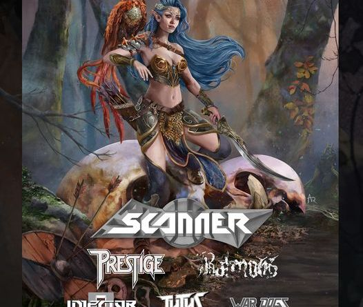 Hueso Producciones presenta el XIX Skulls Of Metal Fest- Edición Especial.