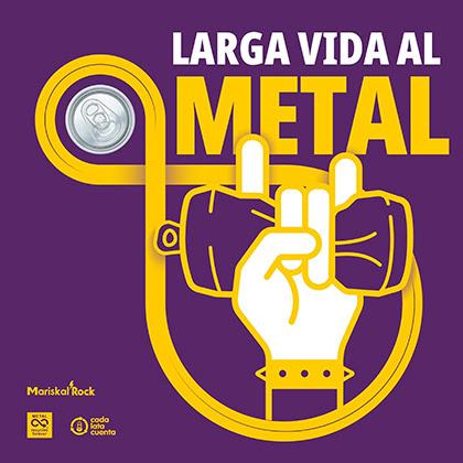 """TETE NOVOA estrena la canción """"Larga Vida al Metal"""" junto a grandes artistas del rock nacional"""