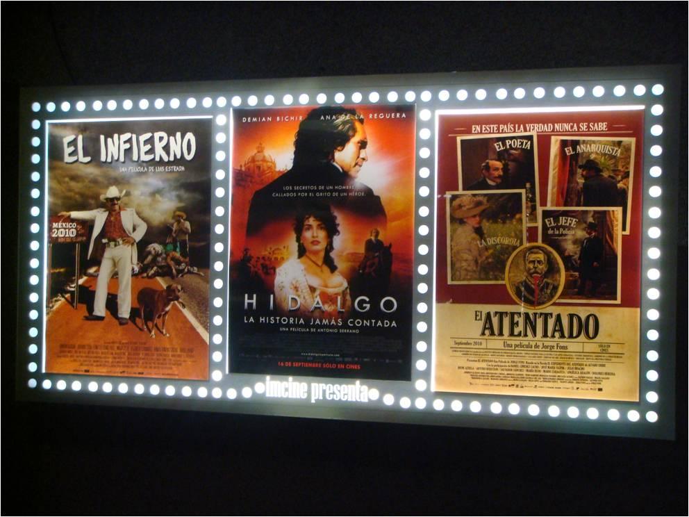 Cinema Bicentenario. Episodio 2: El Infierno (1/3)
