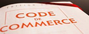 code de commerce et droit des entreprises en difficultés