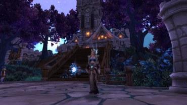 Winterwolf's Shadow Priest transmog for Zuzanna
