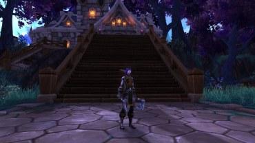 Winterwolf's Fury Warrior Zaynah