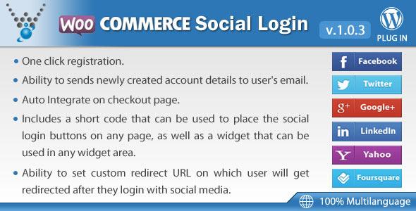 WooCommerce Social