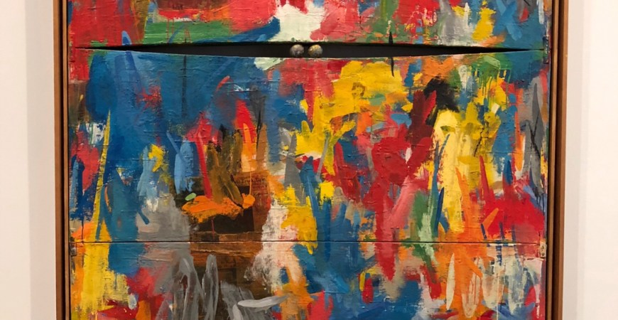 Jasper Johns – Something Resembling Truth