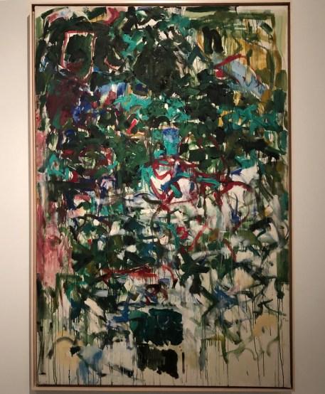 Joan Mitchell, Untitled (1967)