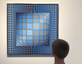 Vasarely Time