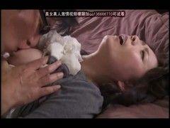夫の同僚にレイプされる四十路美熟女妻の無理矢理犯している動画