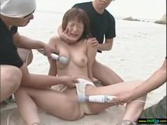 持田茜がガチでレイプされてるれイプ動画